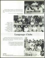 1988 West Chicago Community High School Yearbook Page 44 & 45