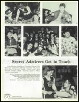1988 West Chicago Community High School Yearbook Page 62 & 63