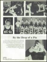 1988 West Chicago Community High School Yearbook Page 64 & 65
