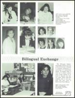 1988 West Chicago Community High School Yearbook Page 92 & 93