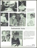 1988 West Chicago Community High School Yearbook Page 100 & 101