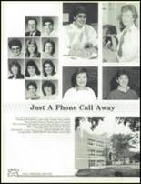 1988 West Chicago Community High School Yearbook Page 108 & 109