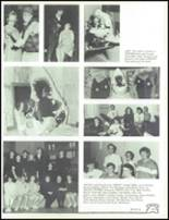 1988 West Chicago Community High School Yearbook Page 112 & 113