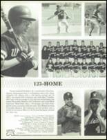 1988 West Chicago Community High School Yearbook Page 118 & 119