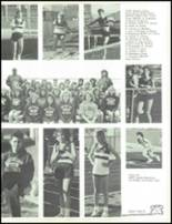 1988 West Chicago Community High School Yearbook Page 124 & 125