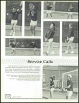 1988 West Chicago Community High School Yearbook Page 126 & 127