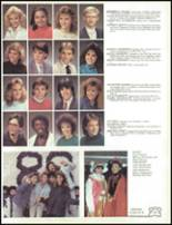 1988 West Chicago Community High School Yearbook Page 132 & 133