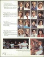 1988 West Chicago Community High School Yearbook Page 134 & 135