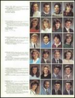 1988 West Chicago Community High School Yearbook Page 136 & 137