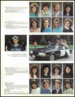 1988 West Chicago Community High School Yearbook Page 138 & 139