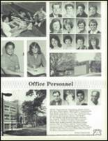 1988 West Chicago Community High School Yearbook Page 154 & 155