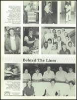 1988 West Chicago Community High School Yearbook Page 156 & 157