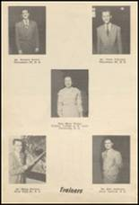 1952 Glenwood City High School Yearbook Page 12 & 13