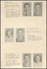 1952 Glenwood City High School Yearbook Page 16 & 17