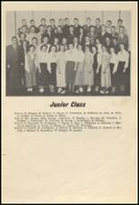 1952 Glenwood City High School Yearbook Page 24 & 25