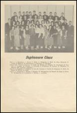 1952 Glenwood City High School Yearbook Page 26 & 27