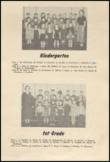 1952 Glenwood City High School Yearbook Page 28 & 29