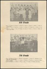 1952 Glenwood City High School Yearbook Page 32 & 33