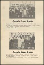 1952 Glenwood City High School Yearbook Page 34 & 35