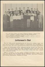 1952 Glenwood City High School Yearbook Page 36 & 37