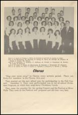 1952 Glenwood City High School Yearbook Page 38 & 39