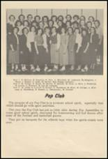 1952 Glenwood City High School Yearbook Page 44 & 45
