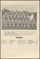 1952 Glenwood City High School Yearbook Page 46 & 47