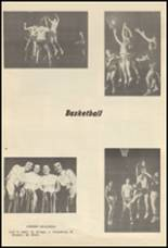 1952 Glenwood City High School Yearbook Page 54 & 55