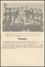 1952 Glenwood City High School Yearbook Page 64 & 65