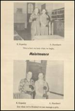 1952 Glenwood City High School Yearbook Page 70 & 71