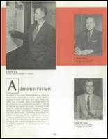 1958 Las Vegas High School Yearbook Page 24 & 25
