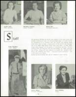 1958 Las Vegas High School Yearbook Page 26 & 27