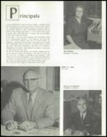 1958 Las Vegas High School Yearbook Page 28 & 29