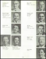 1958 Las Vegas High School Yearbook Page 32 & 33