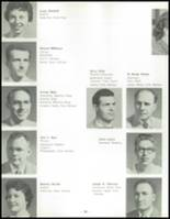 1958 Las Vegas High School Yearbook Page 34 & 35