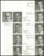 1958 Las Vegas High School Yearbook Page 36 & 37