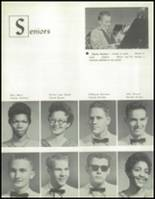 1958 Las Vegas High School Yearbook Page 46 & 47
