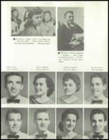 1958 Las Vegas High School Yearbook Page 48 & 49