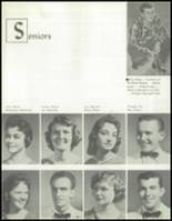 1958 Las Vegas High School Yearbook Page 50 & 51