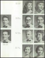 1958 Las Vegas High School Yearbook Page 54 & 55