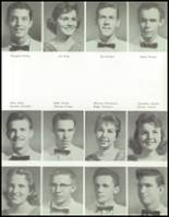 1958 Las Vegas High School Yearbook Page 58 & 59
