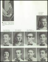 1958 Las Vegas High School Yearbook Page 60 & 61