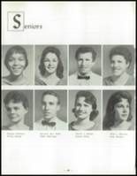 1958 Las Vegas High School Yearbook Page 62 & 63