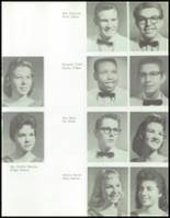 1958 Las Vegas High School Yearbook Page 64 & 65
