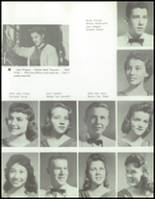 1958 Las Vegas High School Yearbook Page 72 & 73