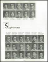 1958 Las Vegas High School Yearbook Page 90 & 91