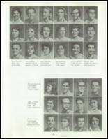 1958 Las Vegas High School Yearbook Page 92 & 93