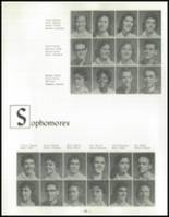 1958 Las Vegas High School Yearbook Page 100 & 101