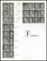 1958 Las Vegas High School Yearbook Page 104 & 105