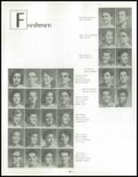 1958 Las Vegas High School Yearbook Page 106 & 107